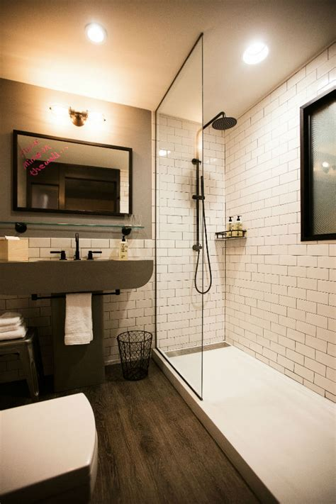 shipping container bathroom shipping containers on display with new marriott hotels