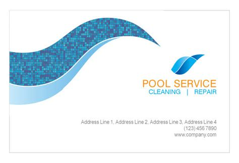 swimming pool templates swimming pool cleaning print template pack from serif