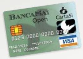 Banca Sai by Carta Di Credito 187 Carta Di Credito