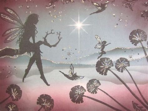 Handmade Fairies - handmade fairies and cards on