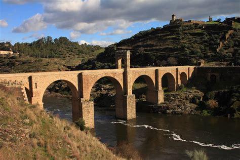 el puente de alcntara el puente de alc 225 ntara