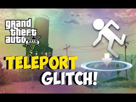 """gta 5 glitches: how to """"teleport"""" to anywhere on the map"""