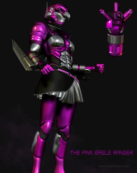 pink eagles wallpaper powerrangers pink eagle ranger by blackzig on deviantart