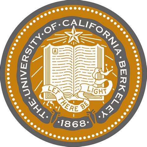 Cal Berkeley Logo Outline by Of California Berkeley