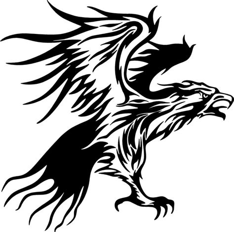 albanian eagle tattoo designs tribal flames eagle carvehicle design tattoomagz