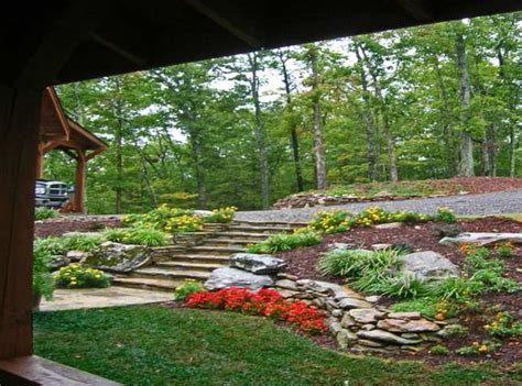 17 Best Images About Tiered Retaining Wall Ideas On Tiered Backyard Landscaping Ideas