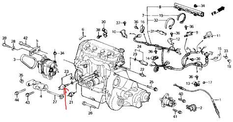 92 honda civic fan switch wiring diagram get free image
