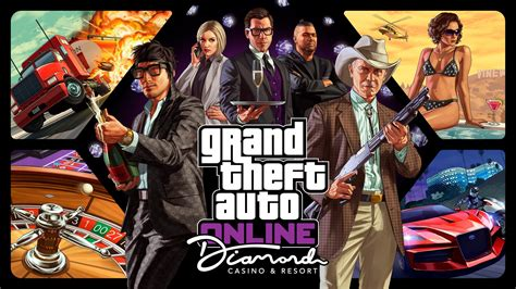 wallpaper gta  diamond casino resort