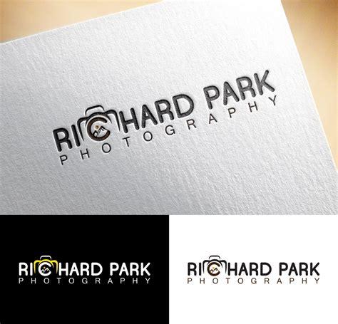 design a logo to represent yourself playful upmarket logo design for richard park by black