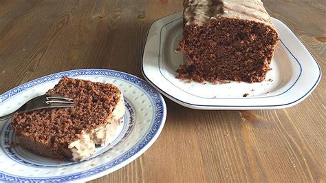 kaffee und kuche nuss kaffee kuchen sahne schnitte chefkoch de