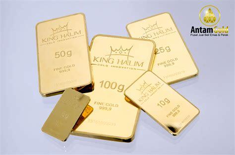 Lm Logam Mulia King Halim 5gr emas logam mulia king halim indogold support