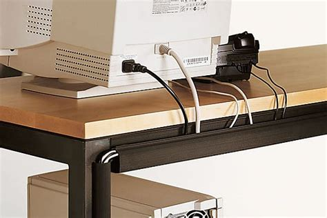 back to elegant stage offers a discreet charging shelf how to deal with cables and wires