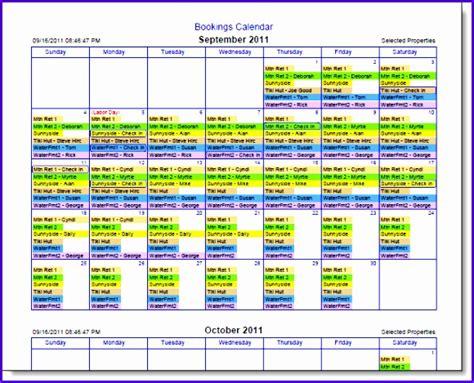 excel vacation calendar template excel templates excel templates