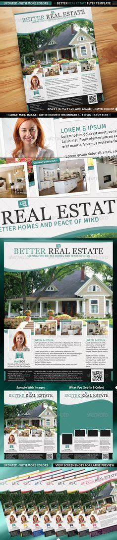 1000 images about real estate flyers on pinterest real estate