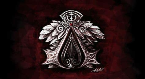 tattoo assassins wiki assassins creed symbol wallpapers wallpaper cave