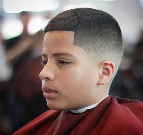 hair cut for little boy with wavy hair these cool hairstyles for boys make the most of the thick hair