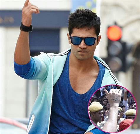 varun dhawan vacation holidays oo