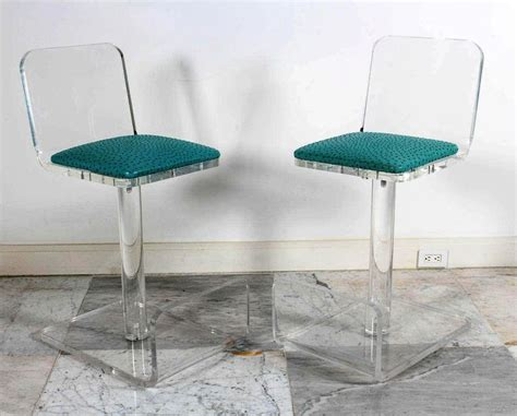 Lucite Counter Stools With Back by Lucite Bar Stools With Backs Home Design Lucite Stool