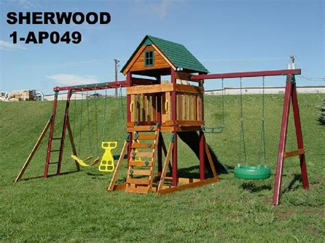 Backyard Plastic Swing Sets Outdoor Furniture Design And Ideas