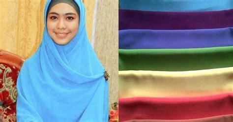 Jilbab Anak Osd Jilbab Syar I Terbaru Moeslem Style Jilbab Segiempat