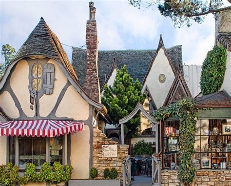 English Country Home Plans by Discover The Artistic Spirit Of Carmel By The Sea
