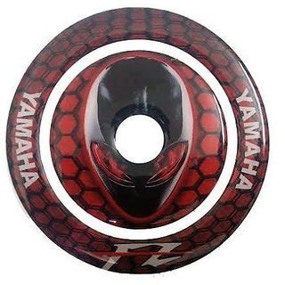 Yamaha Sticker Online India by For Yamaha Fz 16 Fuel Tank Sticker Round Shape Buy For