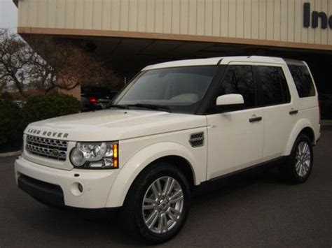 service manual buy car manuals 2010 land rover lr4 electronic valve timing buy used 2010