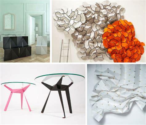 Origami Interior Design - saeba unfolding interior design origami inspired