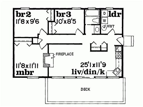 950 sq ft house plans eplans contemporary modern house plan perfect for family living or a getaway 950