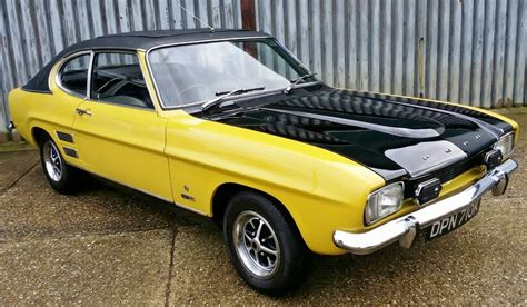Home Interior Colours by Ford Capri 1600 Gt Xlr Old Colonel Cars Old Colonel Cars