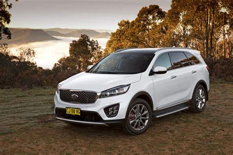 Kia Sorento Review Australia Kia Sorento Gt Update Anyauto
