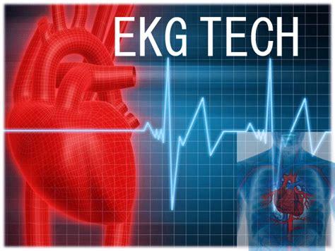 Electrocardiograph Technician by Can You Take The Ekg Certification Ekg Certification