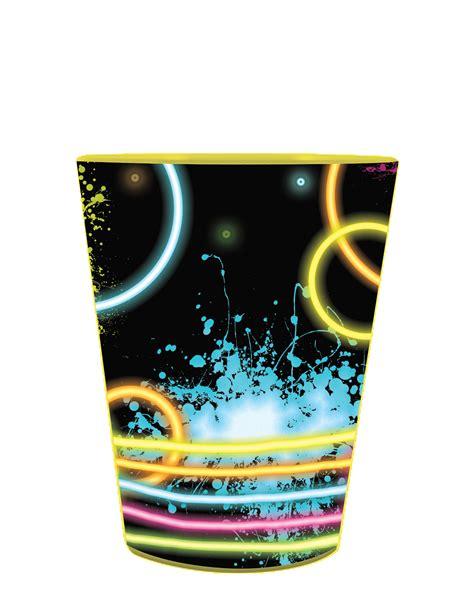 bicchieri plastica rigida bicchiere in plastica rigida fluo
