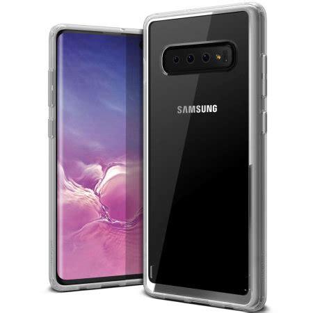 Samsung Galaxy S10 Zap by Vrs Design Chrome Samsung Galaxy S10 Plus Clear