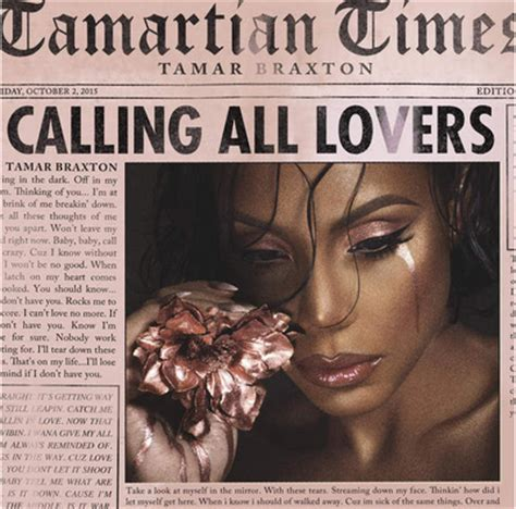 Calling All Sale by Tamar Braxton Shares Thoughts On Calling All
