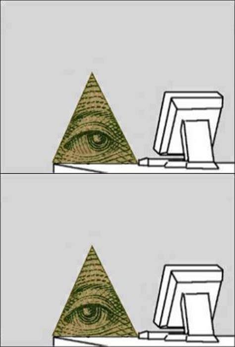 illuminati stuff presumably illuminati