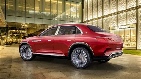 luxury mercedes maybach vision mercedes maybach luxury 2018 met