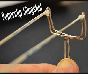 How To Make A Paper Slingshot - 25 best ideas about slingshot on in the