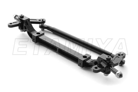 Jazrider Aluminum Front Wheel Axle Upright For Tamiya 1 14 Rc Tractor jazrider aluminum front end steering wheel axle for tamiya 1 14 rc tractor truck ebay