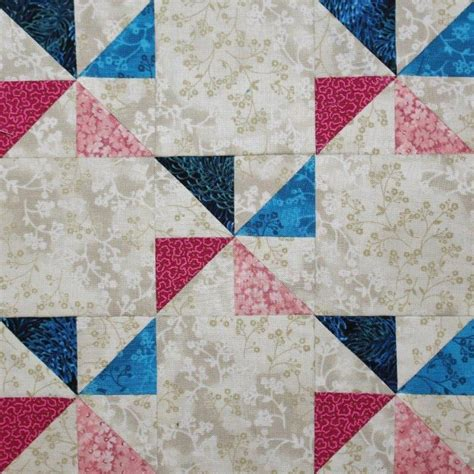 9 Patch Quilt Pattern Free by Free Quilt Pattern Nine Patch Pinwheels Buoyant Blossoms
