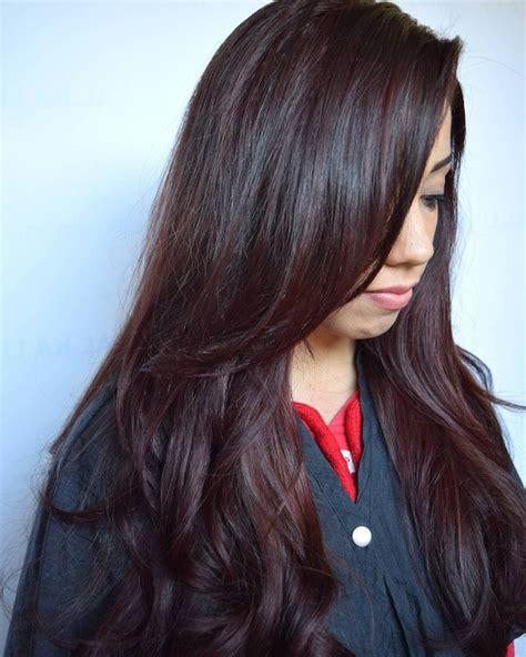 kankalone hair colors mahogany 25 best ideas about mahogany hair colors on pinterest