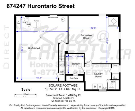 10 E Ontario St Floor Plans by 674247 Hurontario St Mono Real Estate Mls Listing