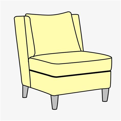 sillon png vector sill 243 n amarillo amarillo vector sofa png y