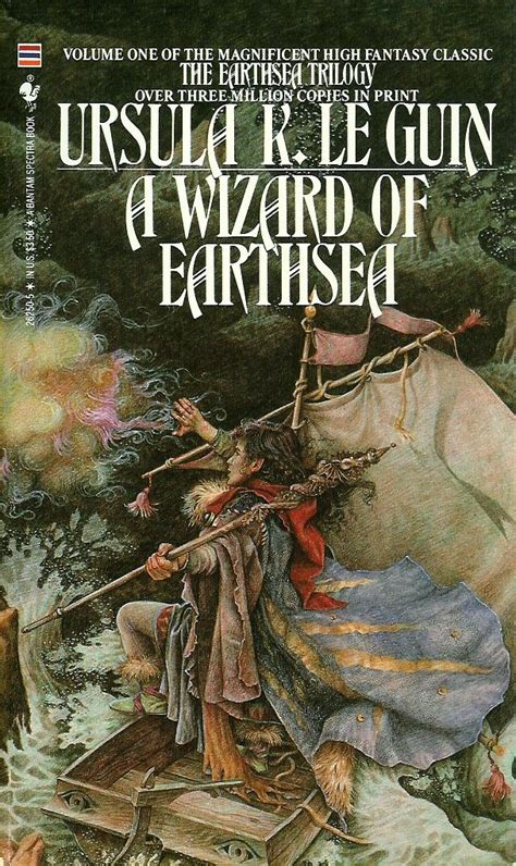 A Wizard Of Earthsea attentiondeficitdisorderly by t collins 187 book time
