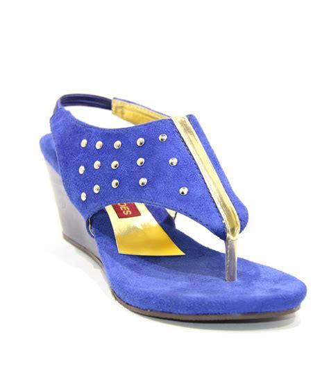 pawar shoes blue platform sandal price in india buy pawar