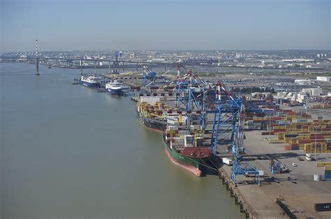 les projets de d 233 veloppement du port de nazaire sur