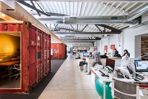 Chicago Office by Weise Associates Designs The Cards Against Humanity
