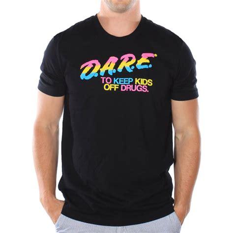 A R T E neon rainbow t shirt drunkmall
