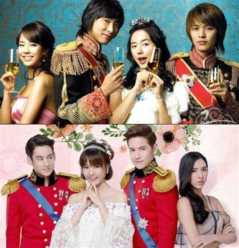 bioskopkeren princess hours thailand selain princess hours ini 10 drama remake thailand yang keren