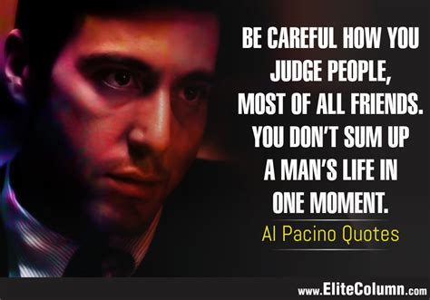 Quotes About Al Pacino 12 best al pacino quotes to give it back to your enemies